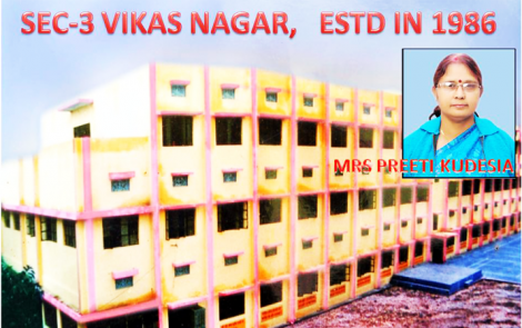 Sector-3 Vikas Nagar