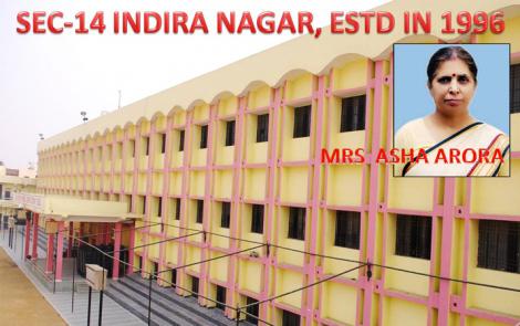 Sec- 14 Indira Nagar